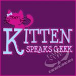 Kitten Speaks Geek